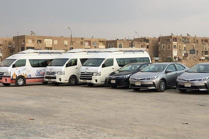 Private VAN Airport Transfer: Cairo Airport Transfer to anywhere in Cairo