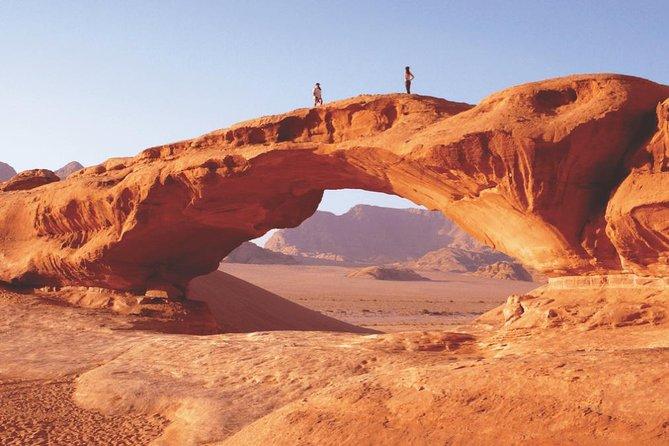 03 Days Petra, Wadi Rum and Dead Sea