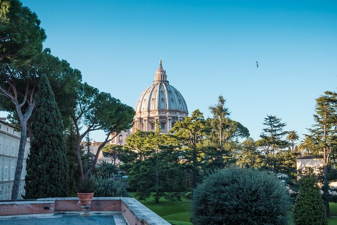 Vip Vatican Super Early Morning Tour
