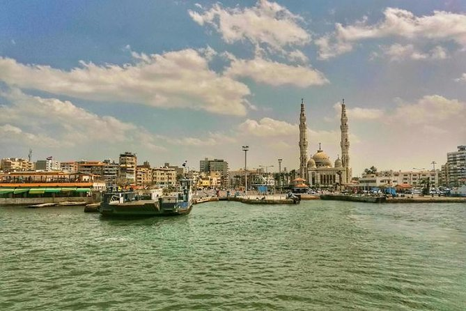 Overnight from Port Siad to Cairo