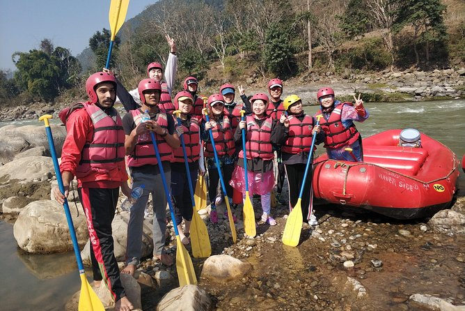 Trishuli Rafting with Campfire and Night Stay