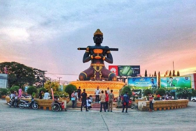Battambang Private Full-Day Tour from Siem Reap