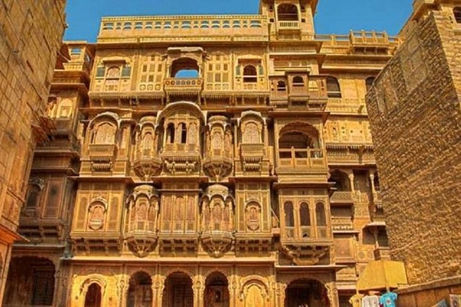 Udaipur   Jaisalmer   Jodhpur   Bikaner 6 night/7 days Tour from Jaipur