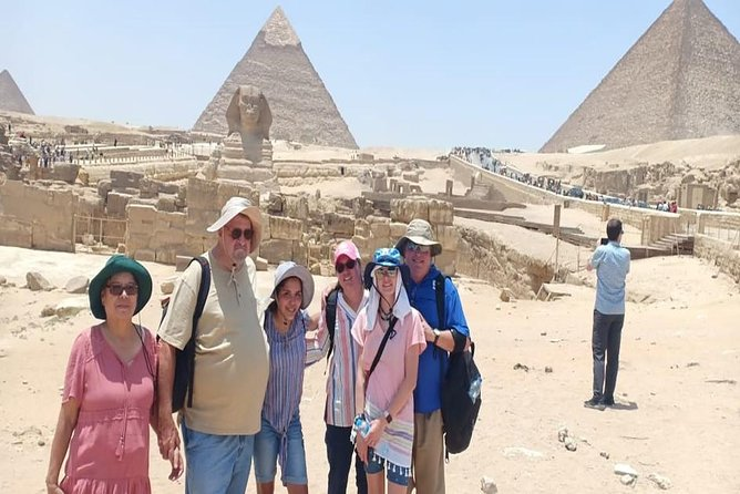 Egypt Short trip :4 Days Guided tours Cairo, Giza and Alexandria & 4 Stars Hotel