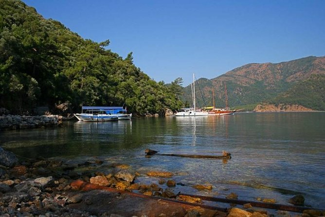 Turkey's best Historical Highlights Tour and Turquoise Coast Cruise