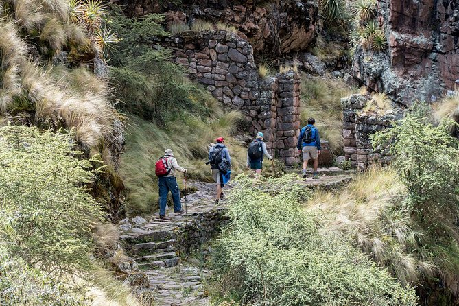 Inca Trail to Huchuycosco photo 6