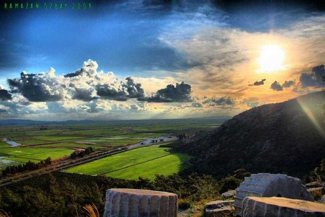 Tour the Best Highlights of South Turkey in 10 days