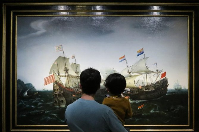 Amsterdam Guided Tour of United East India Company and Maritime Museum with Art Historian