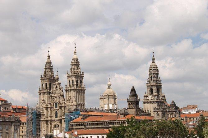 Vigo and Santiago Compostela, Departure from Porto