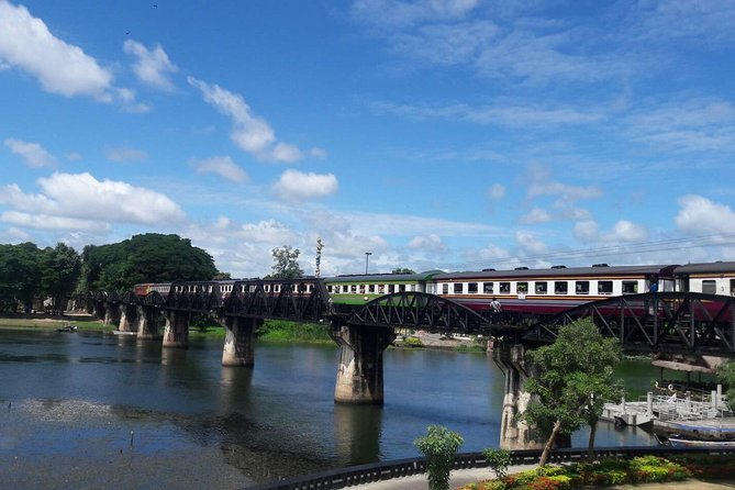 River Kwai Tour 2 Day with overnight in Swimming Hotel Private Trip from Hua Hin