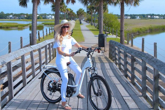 Electric Bike Tour: Coastal Cruise our Low Country Roads & Shores