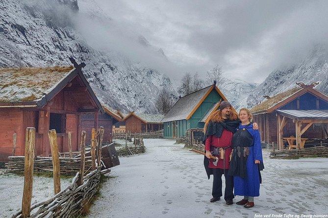 PRIVATE LIMITED TOUR: Viking Yule Market in Gudvangen, December, 11-12 hours