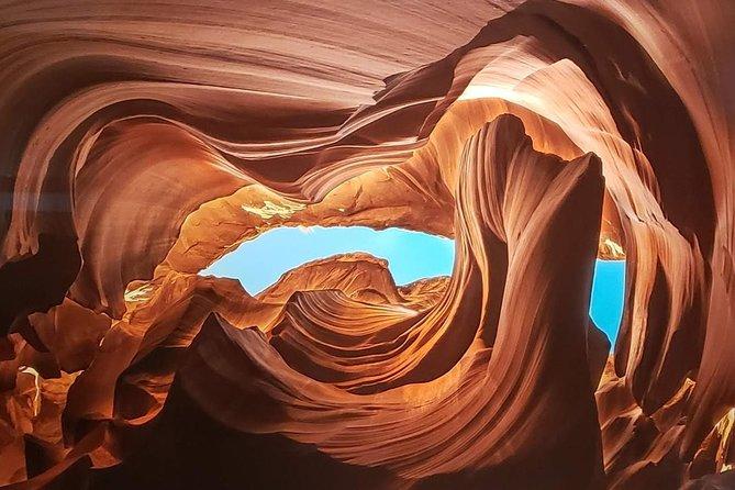 Unbelievable Antelope Canyon Tour!
