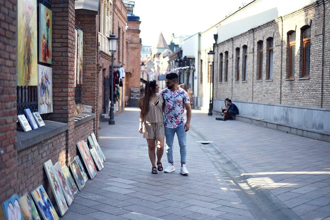 Photo walk in Romantic Tbilisi with photographer photo 21