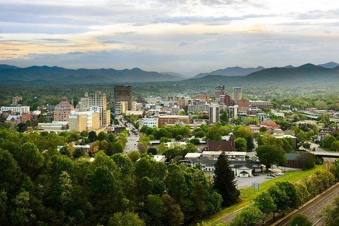 Asheville Scavenger Hunt: Downtown Asheville Adventure
