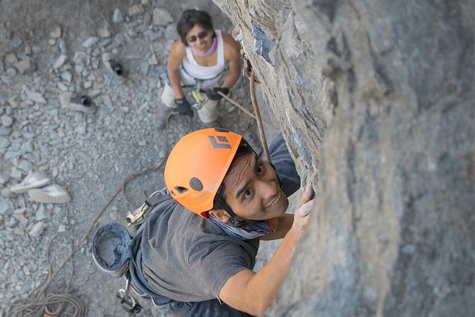 Rock Climbing, Volcanoes and Typical Desserts