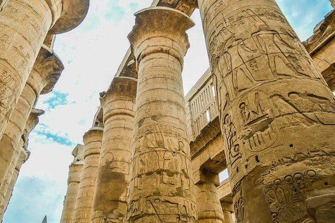 From Marsa Alam Day Trip to Luxor by Bus