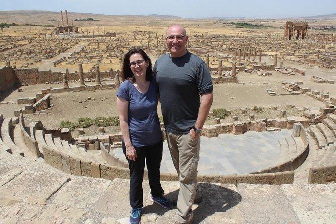 The Ultimate Timgad Roman Ruins Tour by@Algeriatours16