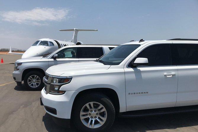aeropuerto - Cabo San Lucas -aeropuerto