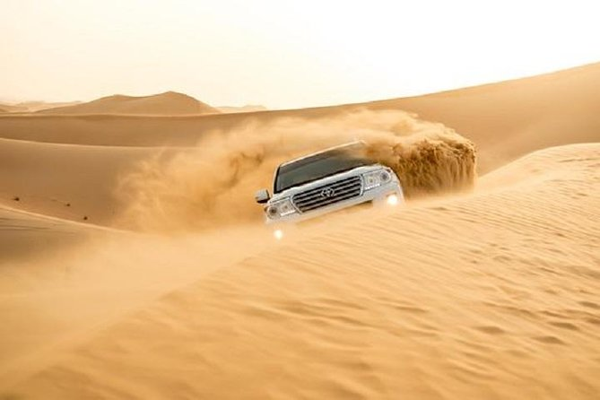 Dubai Desert Safari: An Arabian Desert Experience photo 1
