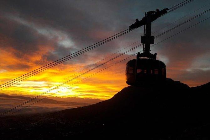 Hike Table Mountain via India Venster morning tour