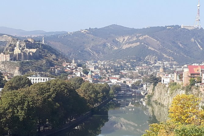 Walk In Tbilisi