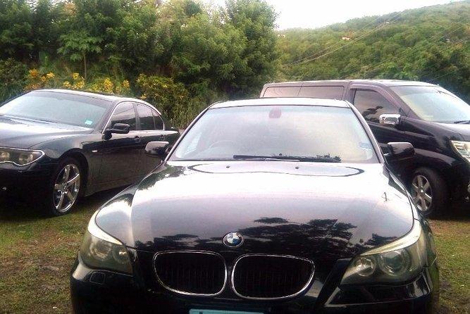 Hewanorra Private Car Round-trip Transfer