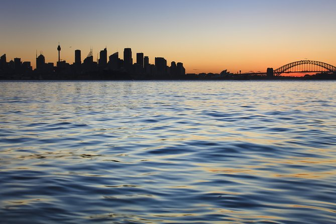 Sunset Sydney Harbour Sea Kayak Tour