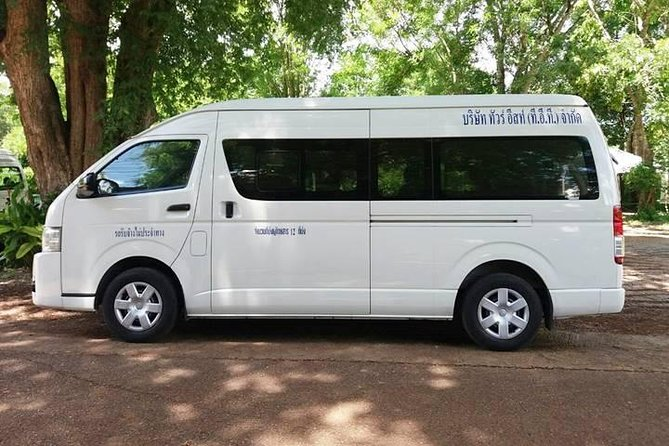Private Transfer: From Bangkok Airport - Hua Hin