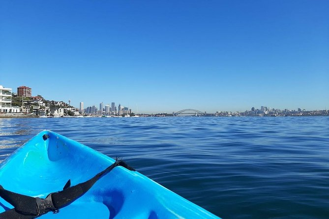 Sunrise Sydney Harbour Sea Kayak Tour
