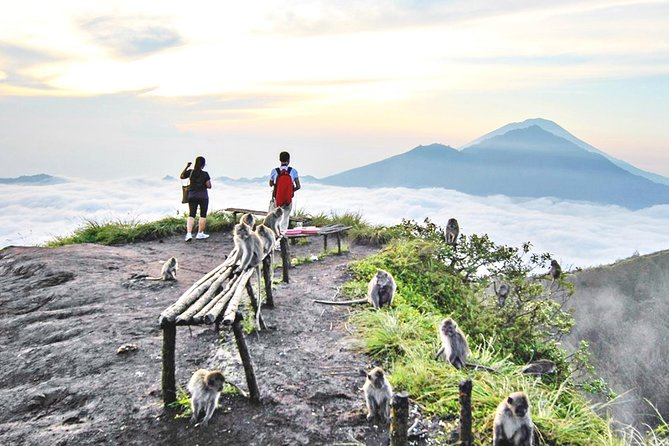 Sunrise Trekking at Mount Batur of Bali (Optional Lunch & Hot Spring)