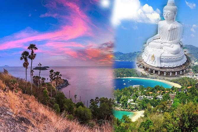 Phuket Private Customized Sightseeing Tour