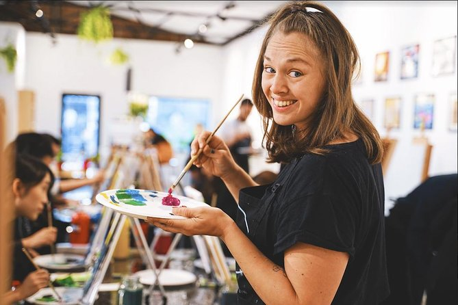 Painting Workshops (Sip & Paint)