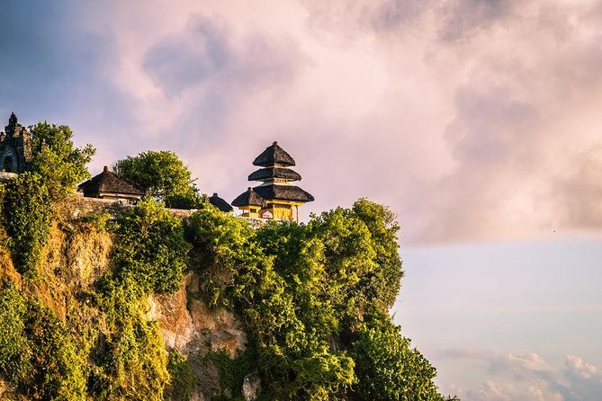 Uluwatu Temple and Kecak Tour