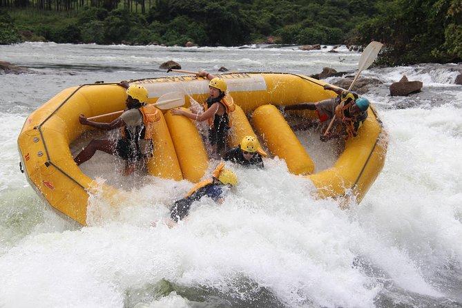 Full Day Whitewater Rafting