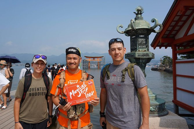 Miyajima Cultural Highlights Walking Tour