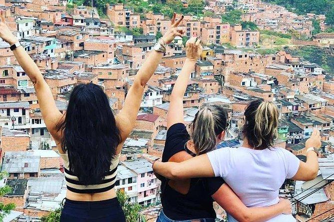 Comuna 13 Graffititour