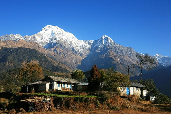 3 days Short Trek to Ghandruk - Asia's Most Picturesque Town