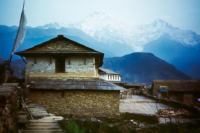 3 days Short Trek to Ghandruk - Asia's Most Picturesque Town