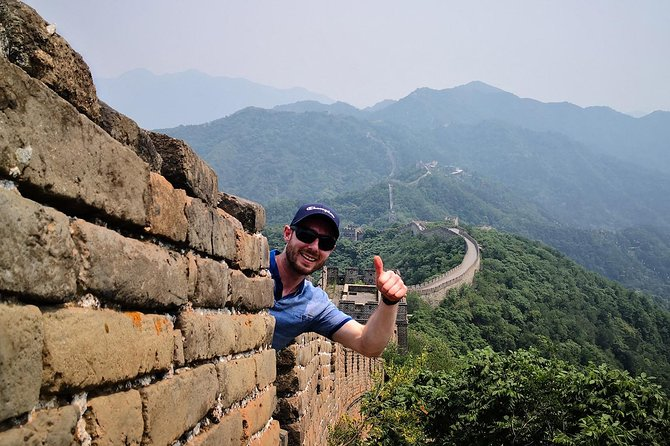 Beijing Day Trip to Mutianyu Great Wall and Summer Palace, No Shopping Tour