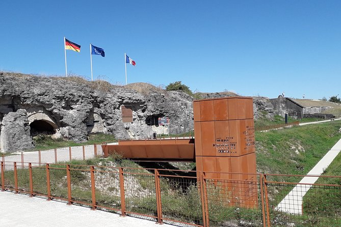 Fort of Douaumont admission ticket