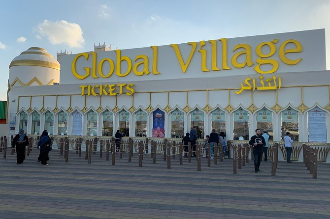 Global Village with transfer