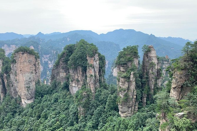 Private 3-Day Zhangjiajie Tour By Round-way Flight From Beijing