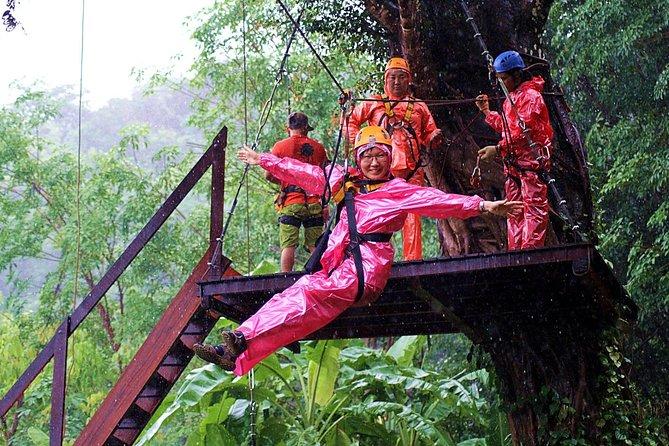 Skyline Adventure Zipline Experience in Phuket