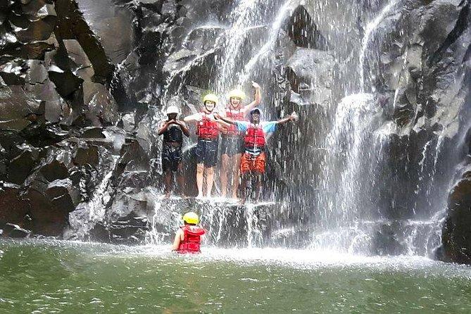 Swim Below the Victoria Falls Sprays