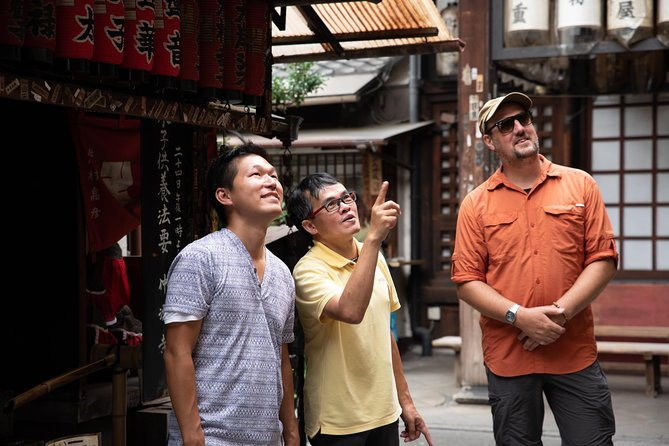 The Heart of Kyoto & The Nijo Castle Private Tour