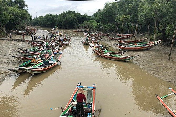 Explore around Yangon's Rural Life