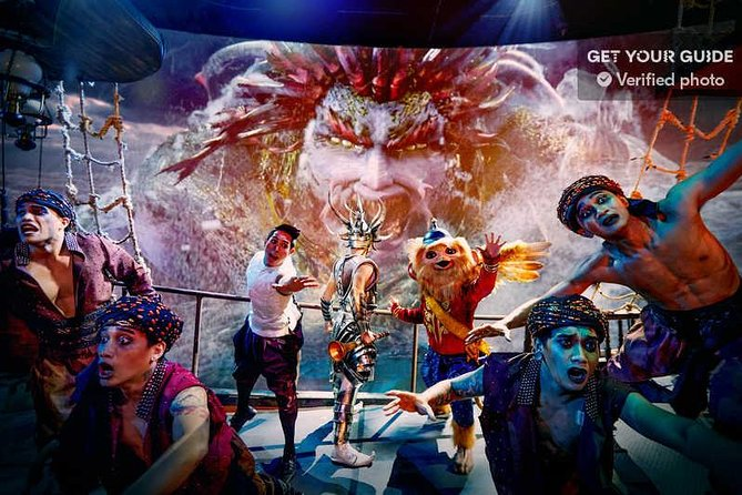 Pattaya : Kaan Show With Optional Seating Tickets.