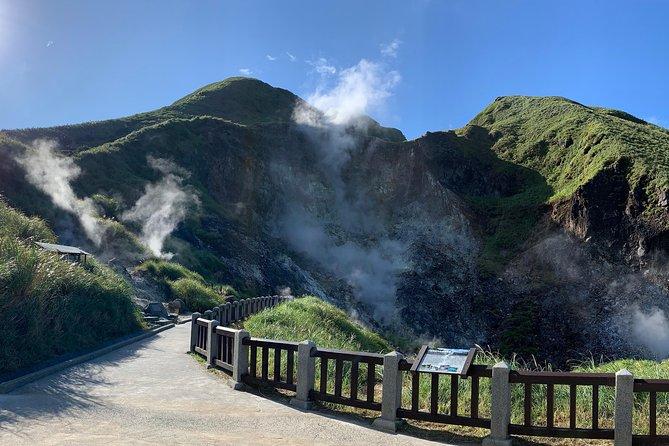 Private Yangmingshan Volcano Tour