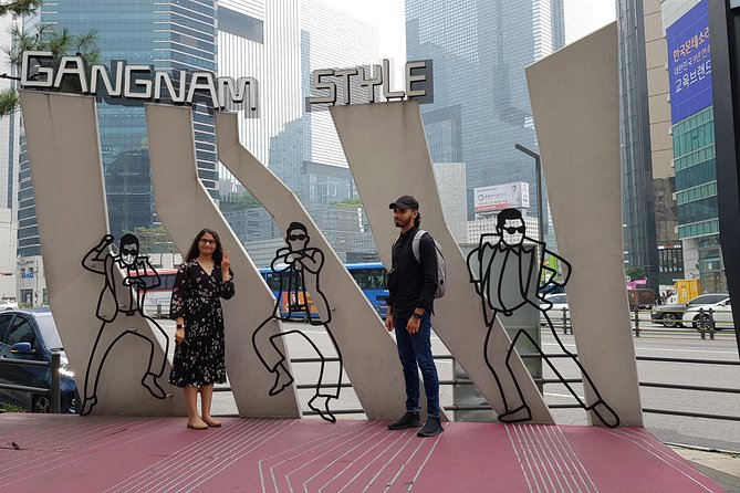 Gangnam - Highlight City Tour in Seoul(including Lunch)